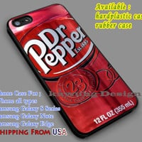 Dr. Pepper Coca Cola iPhone 6s 6 6s+ 5c 5s Cases Samsung Galaxy s5 s6 Edge+ NOTE 5 4 3 #art dl7