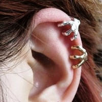 Eagle's Claw Ear Cuffs | LilyFair Jewelry