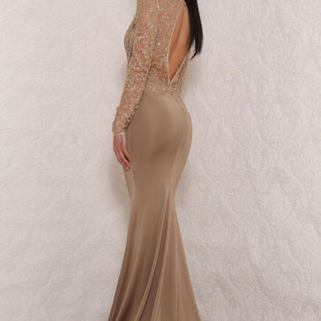 Goddess Gown Nude