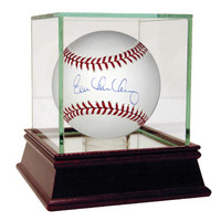Evan Longoria Signed Full Name MLB Baseball