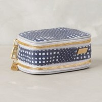 Gridspot Jewelry Case by Kestrel Blue One Size Bags