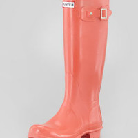 Coral Hunter Boots - Neiman Marcus