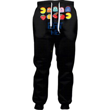 Pac Man Eat Me Joggers