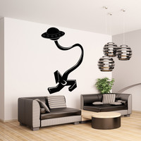 Vinyl Wall Decal Sticker UFO Claw #OS_AA809