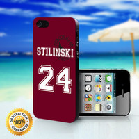 Teen Wolf Stilinski Lacrosse Jersey - For iPhone 4/4s, iPhone 5, iPhone 5s, iPhone 5c case. Please choose the option