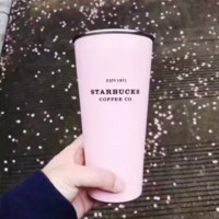 Starbucks Women and Men Stainless steel vacuum cup outdoor cup portable Best gift G-A-GHSY-1