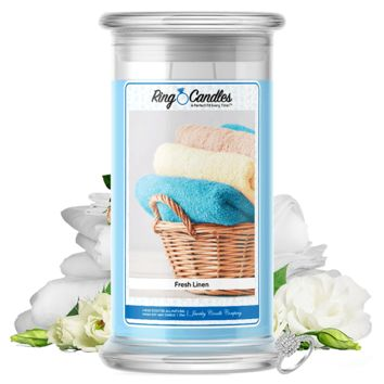 Fresh Linen | Ring Candle®
