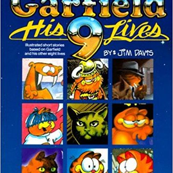 Garfield: His 9 Lives Paperback – October 12, 1984