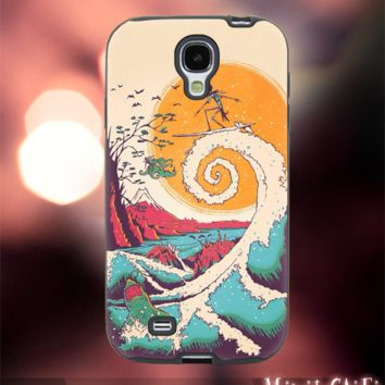 MC52Z10,Nightmare Before Christmas,jack,moon-Accessories case cellphone- Design for Samsung Galaxy S5 - Black case - Material Soft Rubber