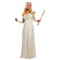 Rubie's Costume Co Womens Deluxe Glinda Halloween Party Wizard Of Oz Costume