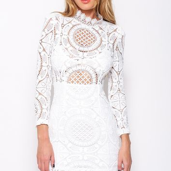 Unconditional Dress White PRE-ORDER