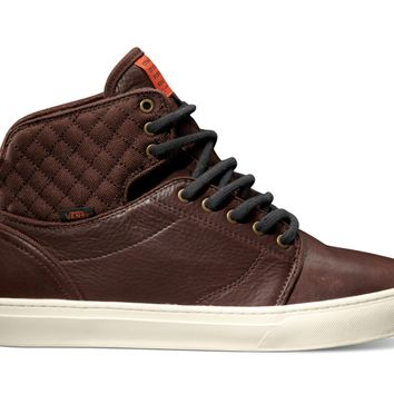 Vans OTW Alomar Militia/Brown Red Clay