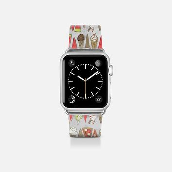 treats transparent apple watch band Apple Watch Band (38mm)  by Sharon Turner | Casetify