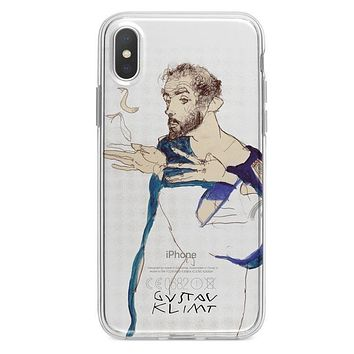 klimt gustav iPhone XR case