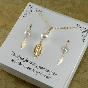 Mother of the Bride Gift, Mother of the Groom Gift, Mother of the Bride Necklace, Mother of the Bride Jewelry, Mothers Gifts for Wedding