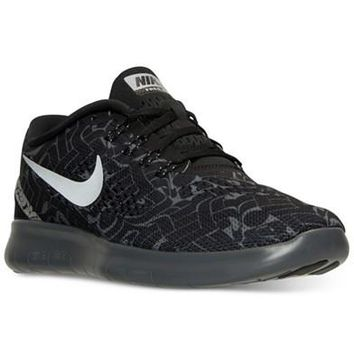 Nike Mens Free Run Running Sneakers