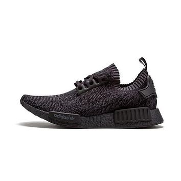 Trendsetter Adidas NMD Pitch Black Gym shoes