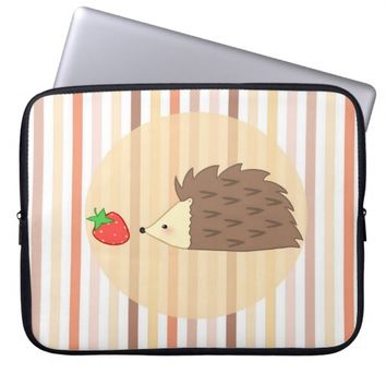 Hedgehog and Strawberry
