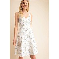 Blooms Of Spring Dress