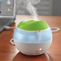 USB Personal Humidifier, Travel Humidifier, Office Air Mister | Solutions