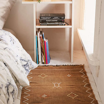 One-Of-A-Kind 2x3 Moroccan Woven Rug - Urban Outfitters