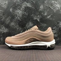 Nike Air Max 97 Lux Desert Dust Sport Running Shoes - Best Online Sale