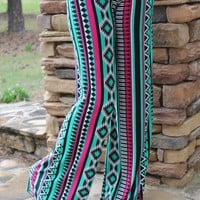 Bangles Boutique — MINT & HOT PINK YOGA/PALAZZO PANTS