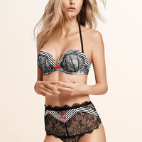 Chantilly Lace High-waist Thong Panty - Very Sexy - Victoria's Secret