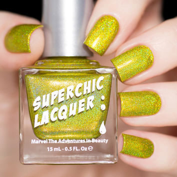SuperChic Pheromone Nail Polish (Cupid's Bow Collection)