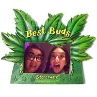 BEST BUDS PICTURE FRAME