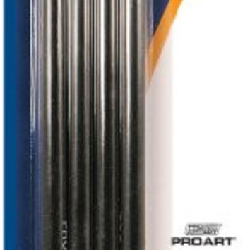 Pro Art Woodless Graphite Pencil Set
