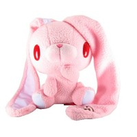 "Gloomy Bear All Purpose Bunny Rabbit Plush Doll Aprox 25"" Including Ears- Pink"