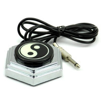 Tattoo Power Supply Foot Pedal Tattoo Footswitch For Tattoo Switch Controler -- TP-J-007