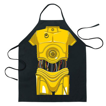 Star Wars - C-3PO Costume Apron