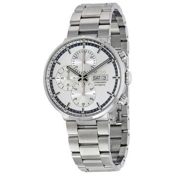 Mido Commander II Chronograph Automatic Mens Watch M014.414.11.031.00