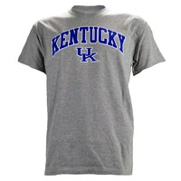 University of Kentucky UK Arch on Sports Grey