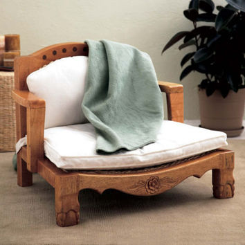 Raja Meditation Chair with Cushion                    - Gaiam