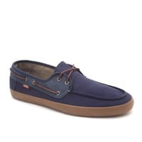 Vans Chauffer Washed Shoes - Mens Shoes - Blue - 11