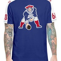 Men's 47 Brand 'New England Patriots - Pointman' Graphic T-Shirt,