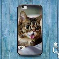 iPhone 4 4s 5 5s 5c 6 6s plus iPod Touch 4th 5th 6th Generation Cute Kitten Kitty Cat Happy Funny Fun Phone Cover Cute Animal Custom Case