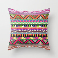 OVERDOSE Throw Pillow by Bianca Green | Society6