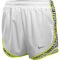 NIKE Women's Side-Panel Printed Tempo 3-inch Shorts