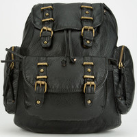 Under One Sky Joiee Two-In-One Backpack/Crossbody Bag Black One Size For Women 25474510001