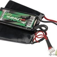Swiss Arms LiFe 9.9V 1450mAh 20C Tri-cell Airsoft Lithium Battery