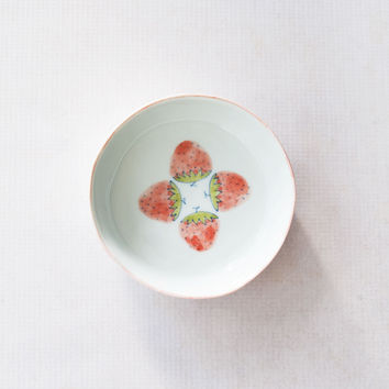Pinch Bowl, Strawberry