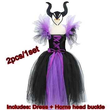 Maleficent Evil Queen Costume