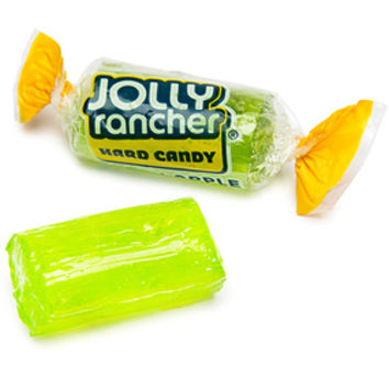 Jolly Rancher Hard Candy - Green Apple: 160-Piece Box
