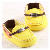 Baby Boys Slip-on Shoes