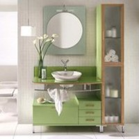 Lime Light - Modern Bathroom Vanity Set 40""