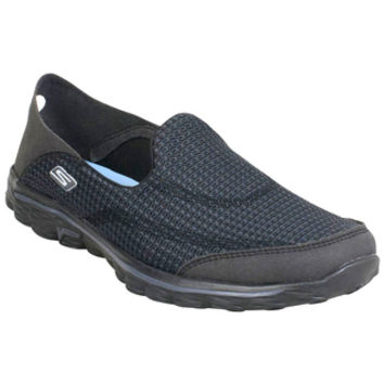 Skechers GoWalk Convertible Black Sneaker